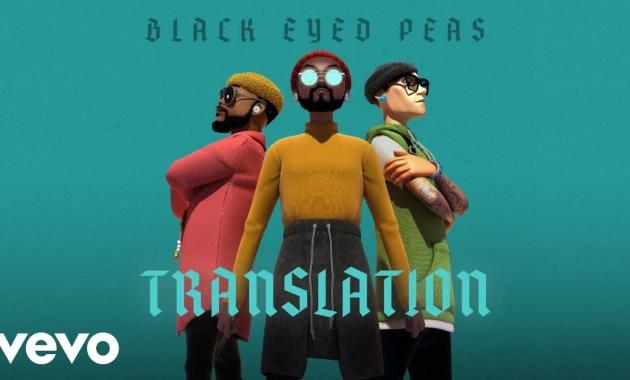 Black Eyed Peas - NEWS TODAY Lyrics