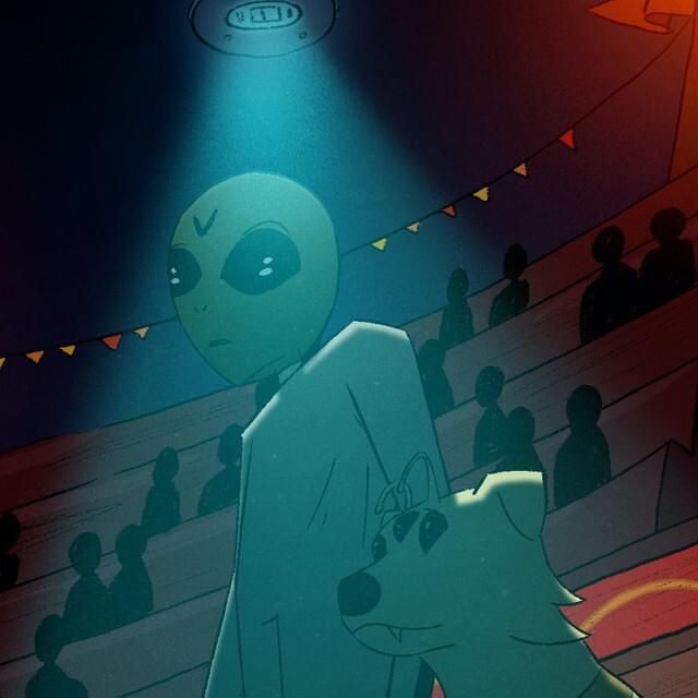Dennis Lloyd - Alien Lyrics