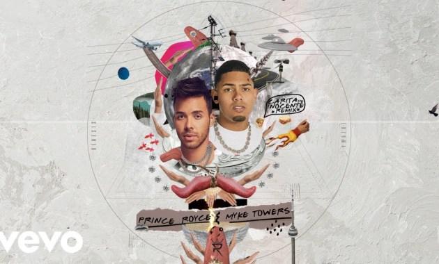 Prince Royce - Carita De Inocente (Remix) Lyrics
