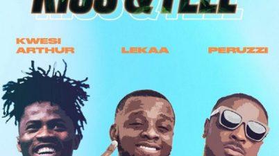 Lekaa - Kiss & Tell Lyrics