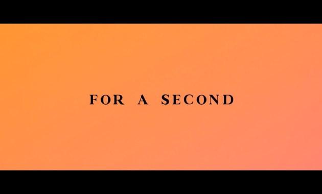 Michael Schulte - For A Second Lyrics