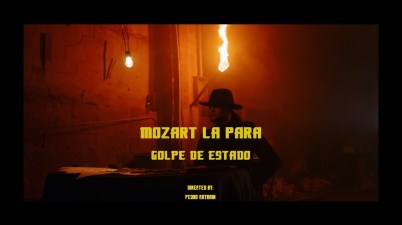 Mozart La Para - Golpe de Estado Lyrics