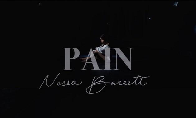 Nessa Barrett - Pain Lyrics