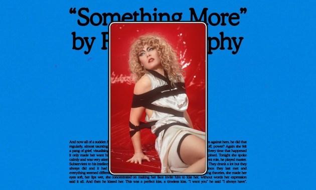Róisín Murphy - Something More Lyrics