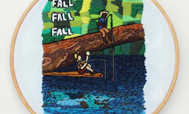 Caamp - Fall, Fall, Fall Lyrics