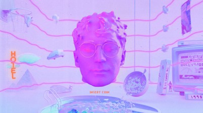 Glass Animals - Waterfalls Coming Out Your Mouth Lyrics