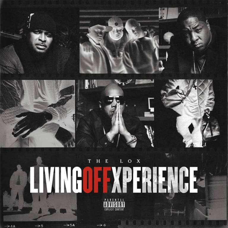 The LOX - Living Off Xperience (Album Cover)