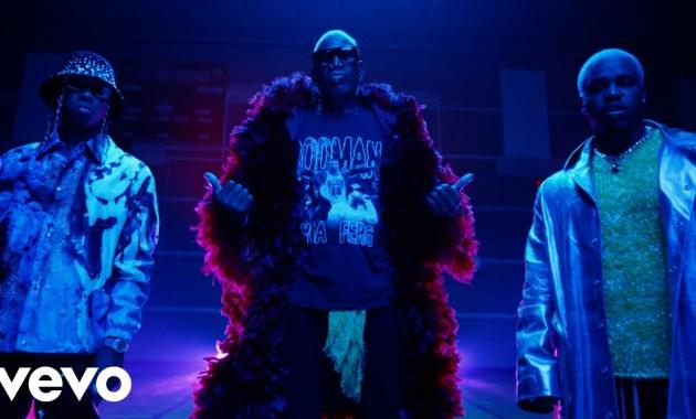 A$AP Ferg - Dennis Rodman Lyrics