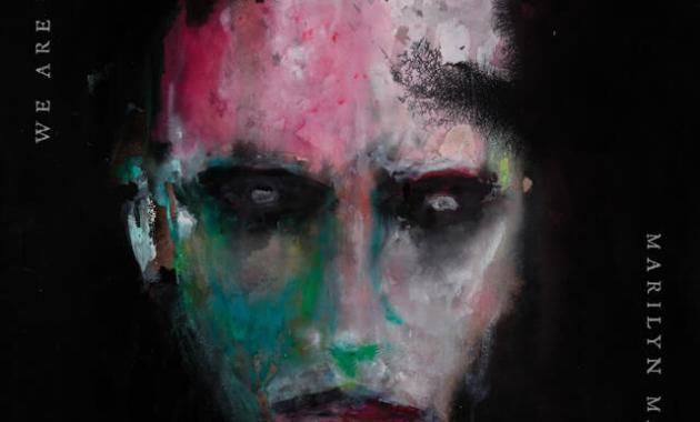 Marilyn Manson - RED BLACK AND BLUE Lyrics