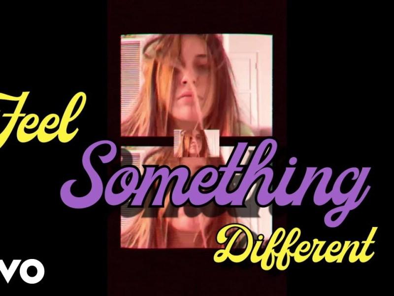 Bea Miller & Aminé – FEEL SOMETHING DIFFERENT Lyrics