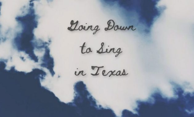 Iris DeMent - Going Down To Sing In Texas Lyrics
