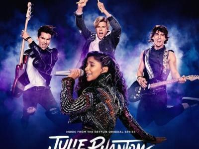 Julie and the Phantoms Cast - Stand Tall Lyrics