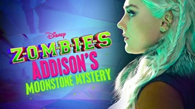 Meg Donnelly - More Than a Mystery (From ZOMBIES Addison's Moonstone Mystery) Lyrics