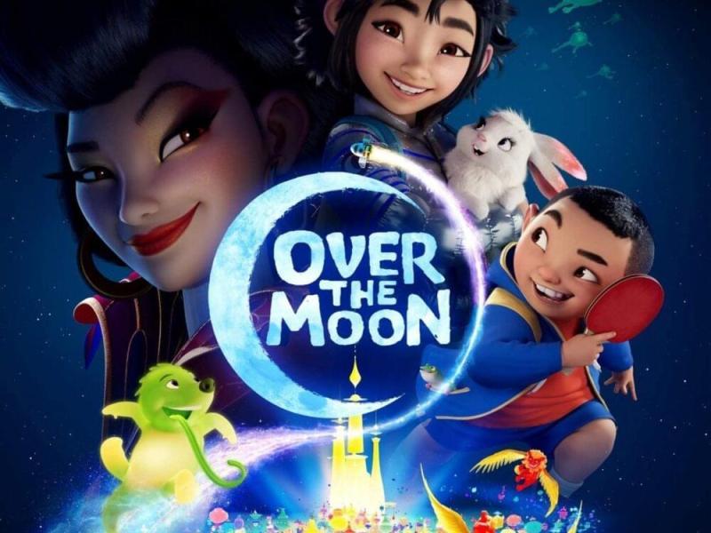 Over the Moon - Rocket to the Moon Lyrics