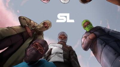SL - Quarantine Freestyle Lyrics
