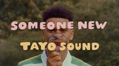 Tayo Sound - Someone New Lyrics