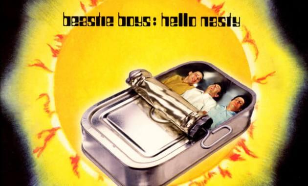 Beastie Boys - Song For The Man Lyrics