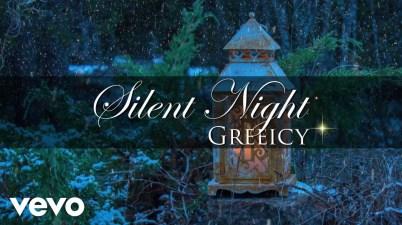 Greeicy - Silent Night Lyrics