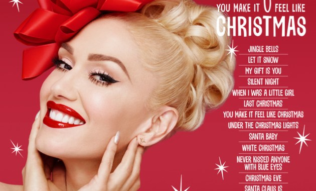 Gwen Stefani - Here This Christmas Lyrics