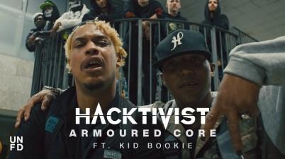 Hacktivist - Armoured Core Lyrics