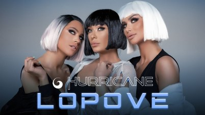 Hurricane - Lopove Lyrics