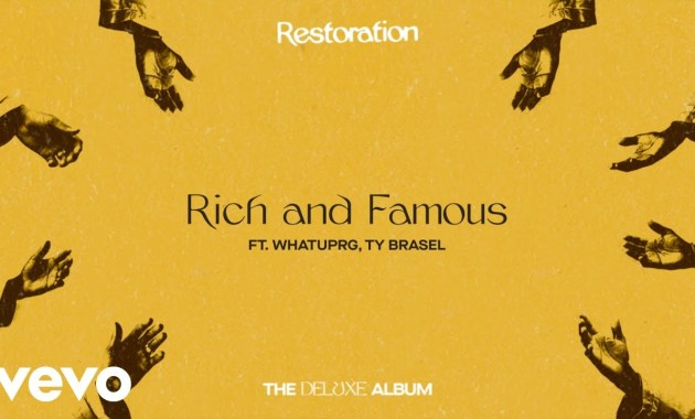 Lecrae - Rich And Famous Lyrics