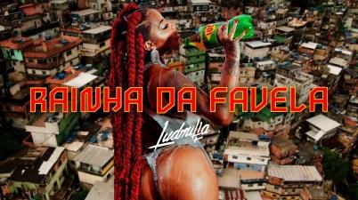 Ludmilla - Rainha da Favela Lyrics