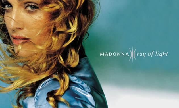 Madonna - Drowned World / Substitute For Love Lyrics