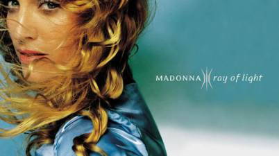 Madonna - Sky Fits Heaven Lyrics