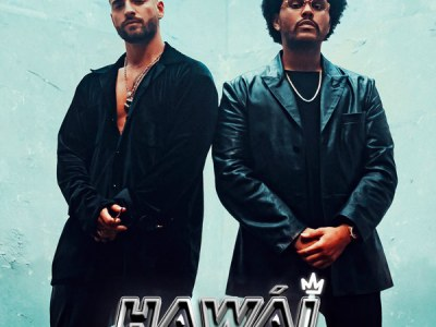 Maluma - Hawái (Remix) Ft The Weeknd Lyrics