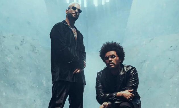 Maluma & The Weeknd - Hawái (Remix) Lyrics