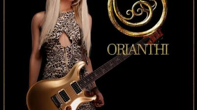 Orianthi - Crawling Out Of The Dark Lyrics