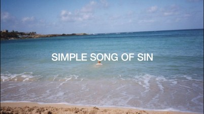 Peter Bjorn and John - Simple Song of Sin Lyrics