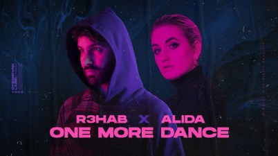 R3HAB & Alida - One More Dance Lyrics