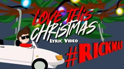 Rick Astley - Love This Christmas Lyrics