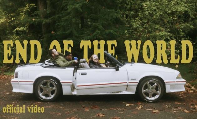 Sam Lachow - End of the World (So Happy) Lyrics
