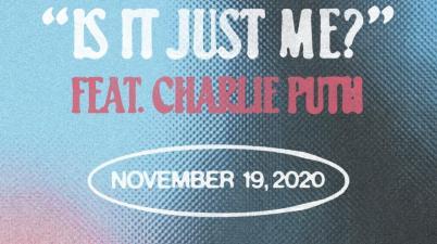 Sasha Sloan Ft Charlie Puth - Is It Just Me (Remix) Lyrics