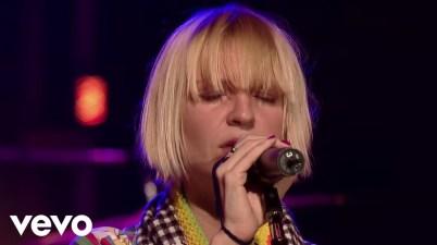 Sia - Breathe Me Lyrics