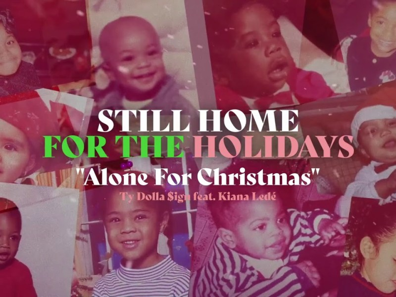 Ty Dolla $ign (feat. Kiana Ledé) - Alone For Christmas Lyrics