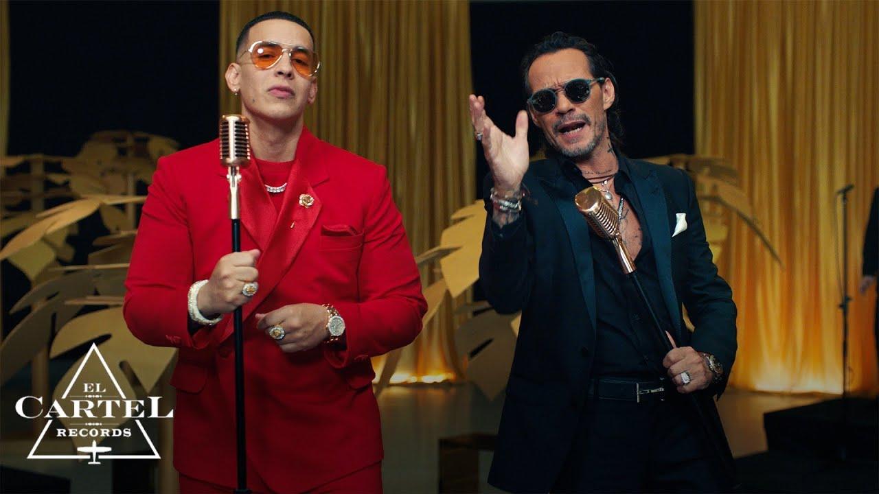 Daddy Yankee Marc Anthony De Vuelta Pa La Vuelta Lyrics Lyricsfa Com