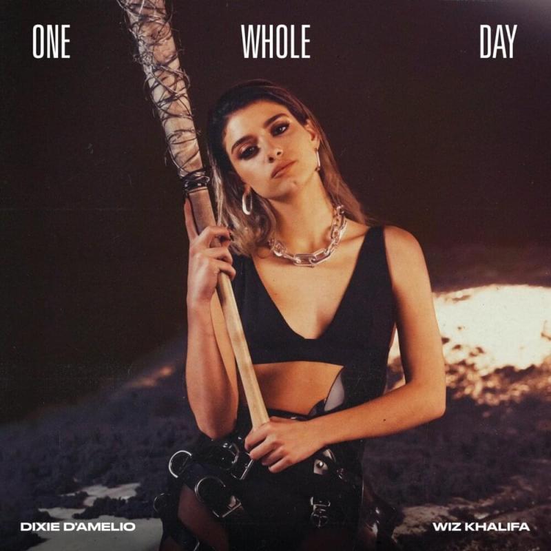 Dixie D'Amelio & Wiz Khalifa - One Whole Day Lyrics