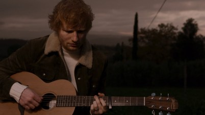 Ed Sheeran - Afterglow Lyrics
