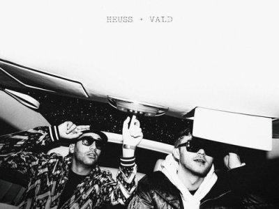 Heuss L'enfoiré + Vald - Canada Lyrics