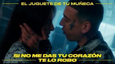 Kaydy Cain - Si No Me Das Tu Corazón Te Lo Robo Lyrics