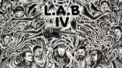 L.A.B. - IJDK Lyrics