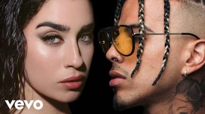 Lauren Jauregui & Rauw Alejandro - Lento (Remix) Lyrics