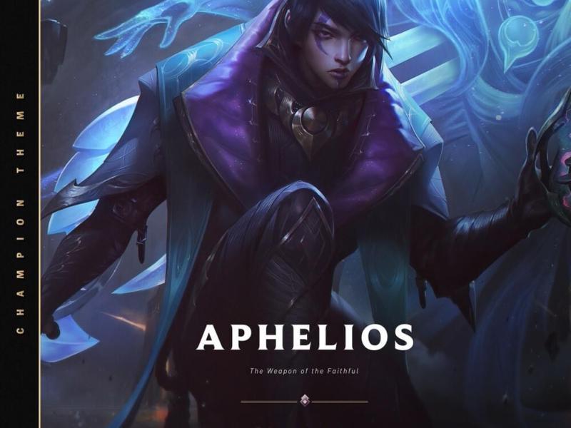 League of Legends - Aphelios, The Weapon of the Faithful Lyrics