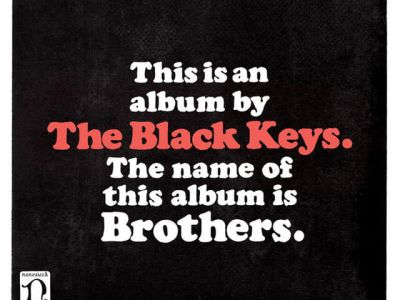The Black Keys - I'm Not The One Lyrics