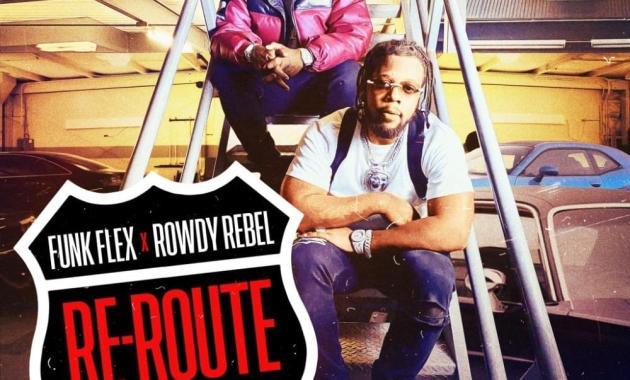 Funkmaster Flex - Re Route Lyrics