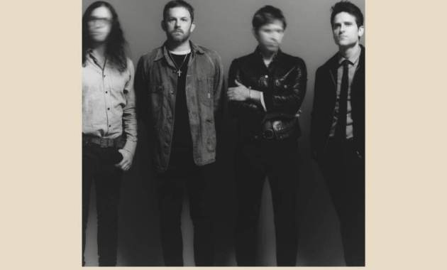 Kings of Leon - When You See Yourself, Are You Far Away Lyrics